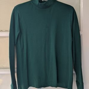 Land's End relax fit turtle neck